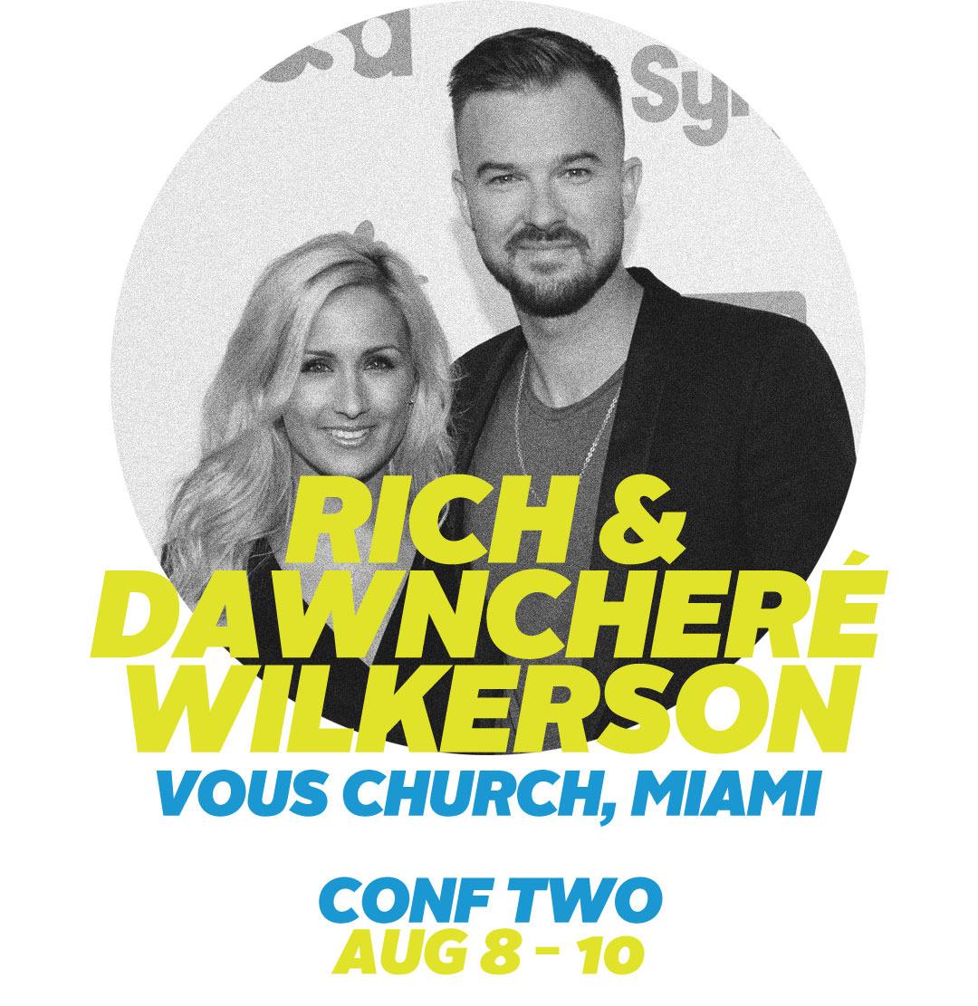 Rich & Dawnchére Wilkerson