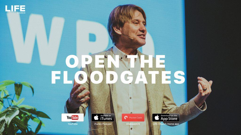 Steve Gambill – Open the Floodgates