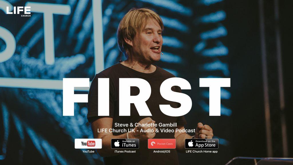 Steve Gambill – First