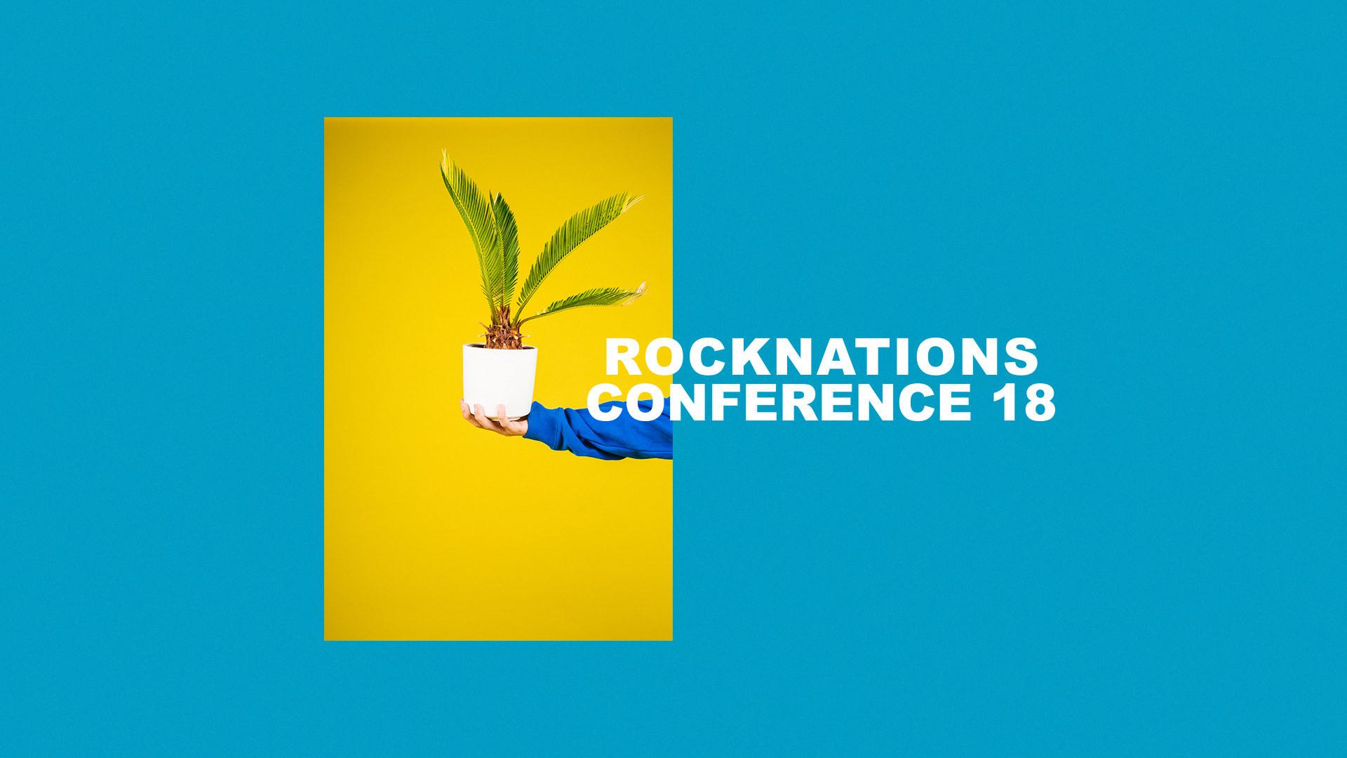Rocknations Conference 2018