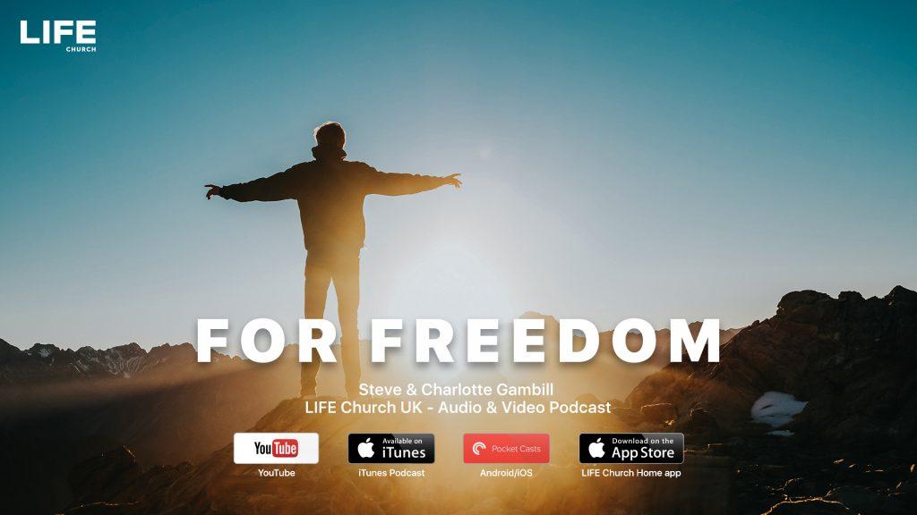 Steve Gambill – For Freedom