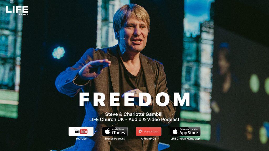 Steve Gambill – Freedom