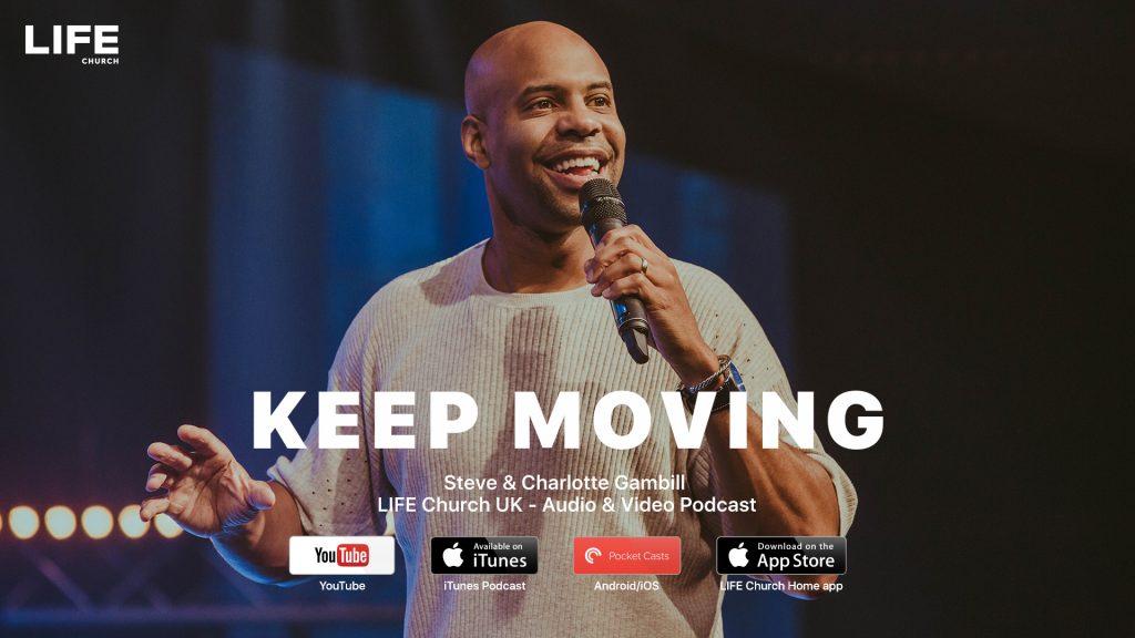 Earl McClellan – Keep Moving