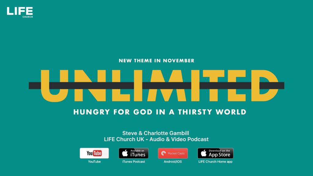 Steve Gambill – Unlimited