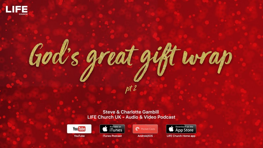 Charlotte Gambill – God's Great Gift Wrap pt2