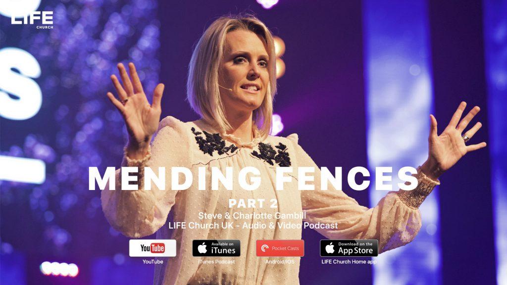 Charlotte Gambill – Mending Fences pt2