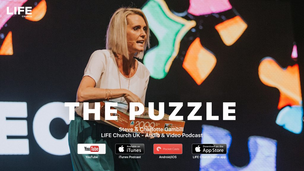 Charlotte Gambill – The Puzzle