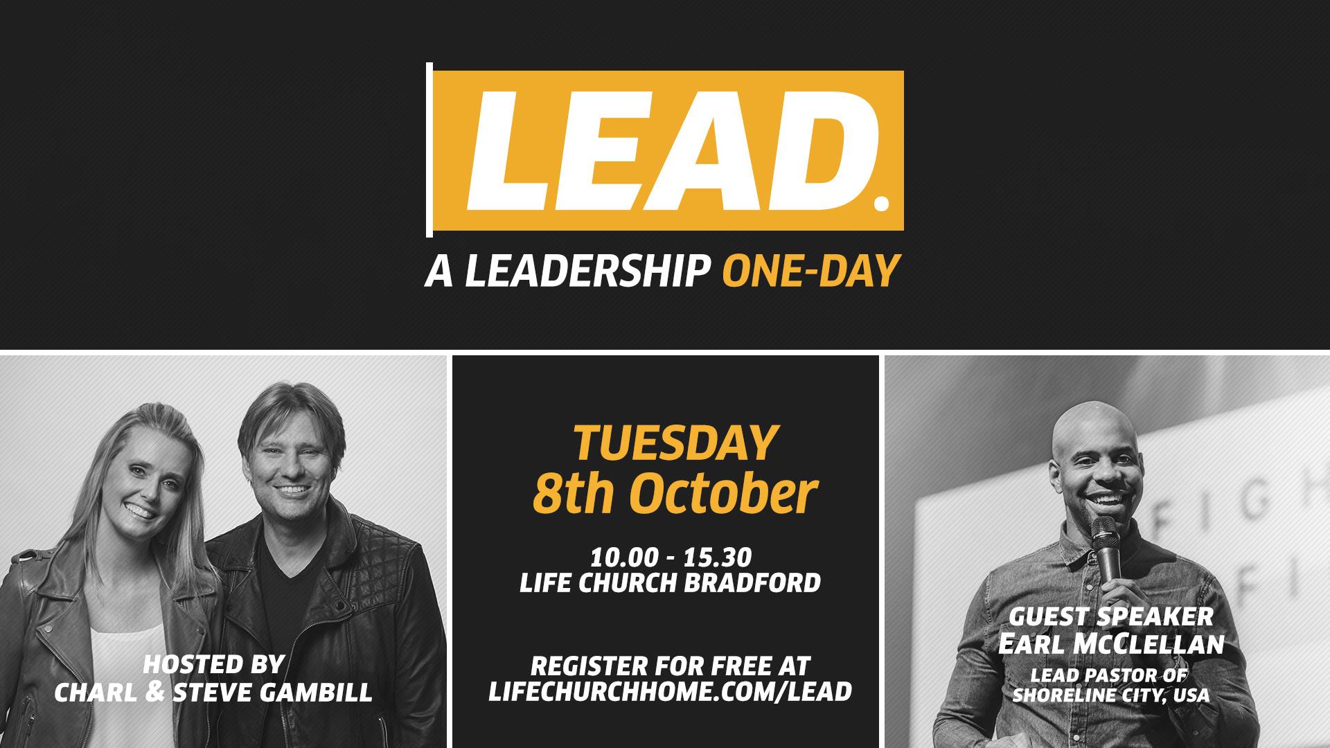 LIFE Church | Bradford, Leeds, Warsaw & Belfast
