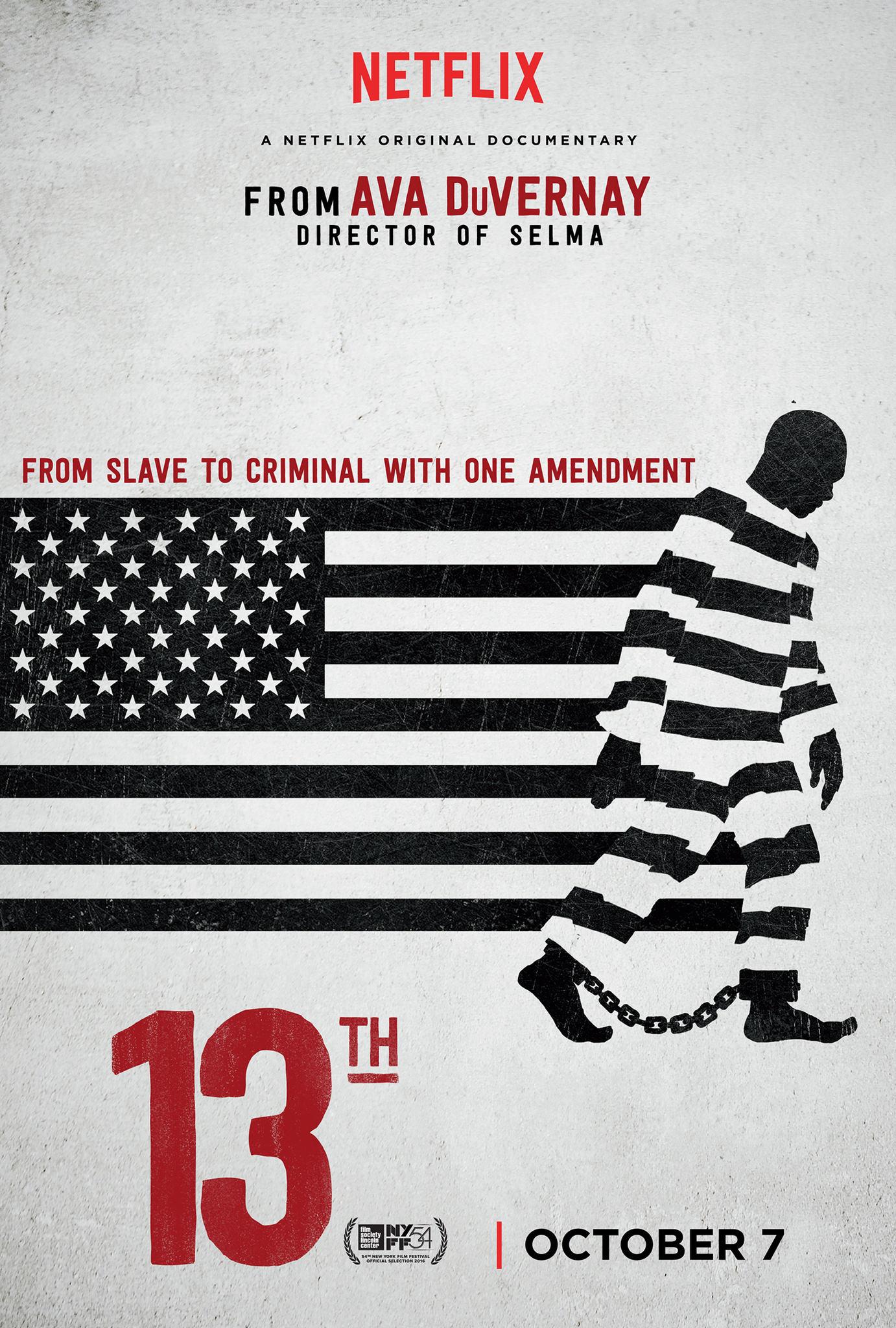 13th - Netflix