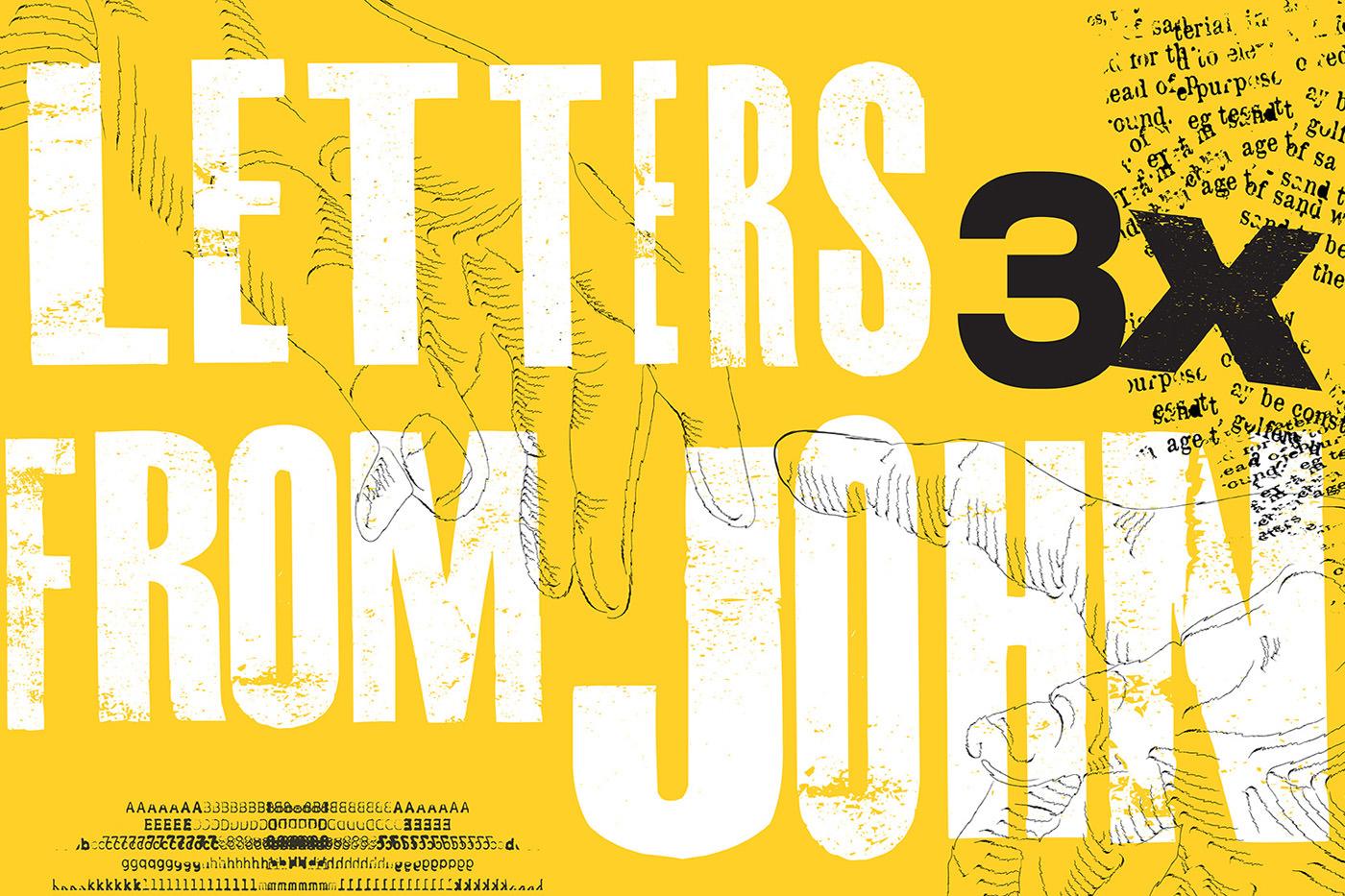Letters From John - October Devotional